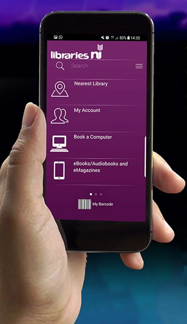 Download Libraries NI App